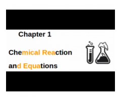 CBSE : Class X : Chapter 1 : Chemical Reaction and Equations : What is  Displacement reaction ?