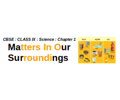 CBSE : Class IX : Science : Chapter 1 : Matters In Our Surroundings : Demonstrate that atom is made up of particles.